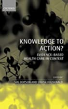 Knowledge to Action?: Evidence-Based Health…