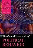 The Oxford Handbook of Political Behavior…