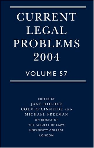 current-legal-problems-2004-volume-57