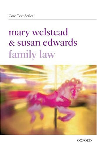 family-law-core-texts-series