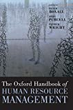 Boxall, Peter F.: The Oxford Handbook of Human Resource Management