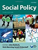 Manning, Nick: Social Policy