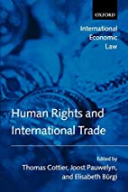 Human Rights and International Trade…