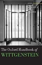 The Oxford Handbook of Wittgenstein (Oxford…