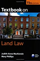 Textbook on Land Law by Judith-Anne…