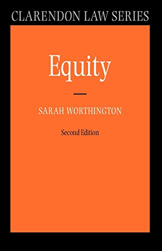 equity-clarendon-law-series