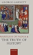 Marsilius of Padua and 'the truth of…