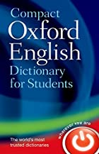 Compact Oxford English Dictionary for…