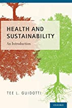 Health and Sustainability: An Introduction…