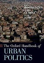 The Oxford Handbook of Urban Politics…