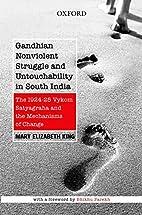 Gandhian nonviolent struggle and…
