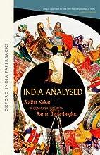 India Analysed: Sudhir Kakar in Conversation…