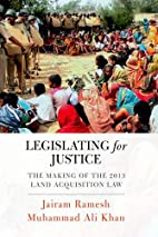 Legislating for justice : the making of the…