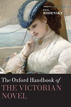 The Oxford Handbook of the Victorian Novel…