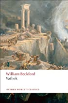 Vathek by William Beckford
