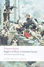 Rights of Man, Common Sense, and Other…