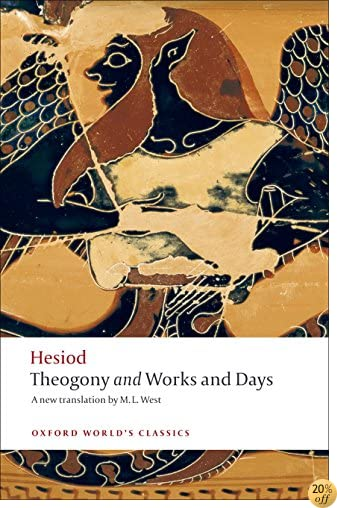TTheogony and Works and Days (Oxford World's Classics)
