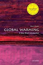 Global Warming: A Very Short Introduction by…
