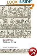 Robinson Crusoe (Oxford World's Classics)