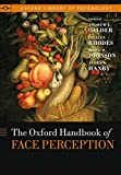Calder, Andy: Oxford Handbook of Face Perception (Oxford Library of Psychology)