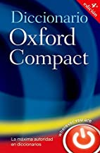 Pocket Oxford Spanish-English by Oxford…
