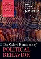 The Oxford Handbook of Political Behavior…