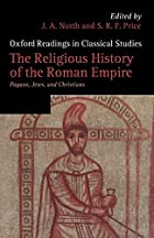 The Religious History of the Roman Empire:…
