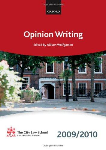 opinion-writing-2009-2010-bar-manuals