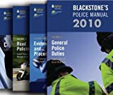 Hutton, Glenn: Blackstone's Police Manuals 2010: Four Volume Set