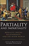Feltham, Brian: Partiality and Impartiality: Morality, Special Relationships, and the Wider World