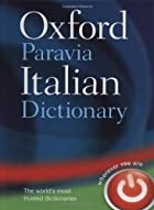 Oxford-Paravia Italian Dictionary :…