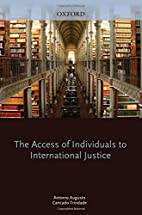 The Access of Individuals to International…