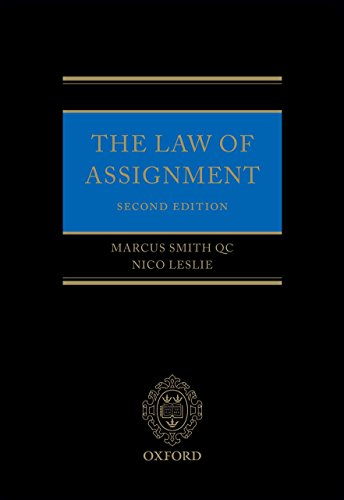 the-law-of-assignment-the-creation-and-transfer-of-choses-in-action