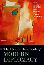 The Oxford handbook of modern diplomacy by…