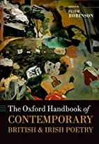 The Oxford Handbook of Contemporary British…