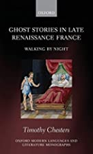 Ghost Stories in Late Renaissance France:…
