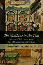 The Machine in the Text: Science and…