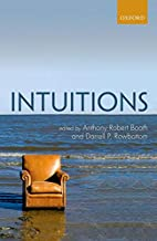 Intuitions by Anthony Robert Booth