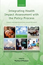 Integrating Health Impact Assessment with…