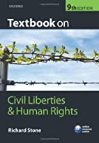 Textbook on Civil Liberties and Human Rights…