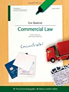 Commercial Law Concentrate: Law Revision and…