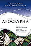 Goodman, Martin: The Apocrypha (The Oxford Bible Commentary)