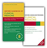 Longmore, Murray: Oxford Handbook of Clinical Medicine Eighth Edition and Oxford Assess and Progress Clinical Medicine Pack