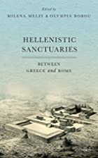 Hellenistic Sanctuaries: Between Greece and…