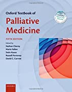 Oxford Textbook of Palliative Medicine…