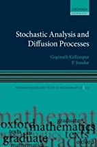 Stochastic Analysis and Diffusion Processes…