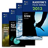 Connor, Paul: Blackstone's Police Manuals 2013: Four Volume Set
