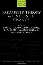 Parameter Theory and Linguistic Change…
