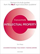 Intellectual Property Law Concentrate: Law…