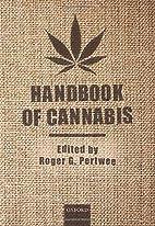 Handbook of Cannabis (Handbooks in…